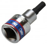 Chave soquete hexagonal 7mm - 1/2 - 402507 - King Tony