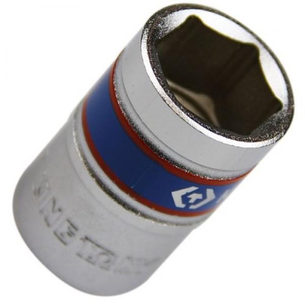 Soquete Sextavado Curto de 1/2 Pol. - 17 mm - KINGTONY-433517