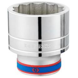 Soquete Estriado 41 mm com Encaixe de 3/4 Pol. - KING TONY-633041