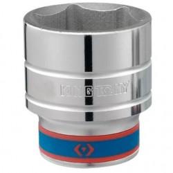 Soquete Sextavado 32 mm com Encaixe de 3/4 Pol. - KING TONY-633532