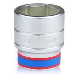 Soquete Sextavado 36 mm com Encaixe de 3/4 Pol. - KING TONY-633536