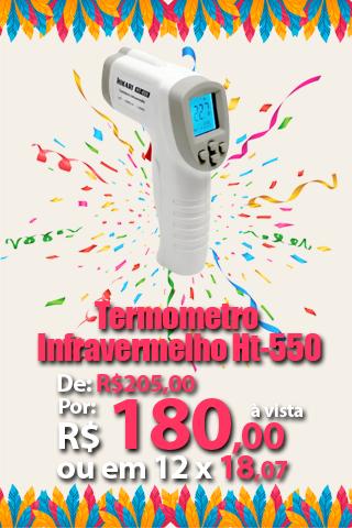 Termometro Infravermelho Ht-550